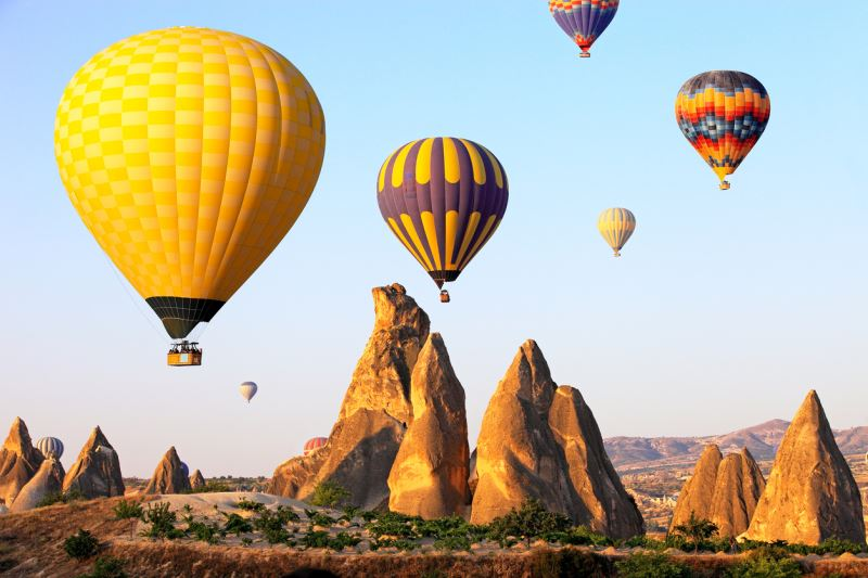 WHY YOU SHOULD CHOOSE BALLOON FLIGHT IN CAPPADOCIA
